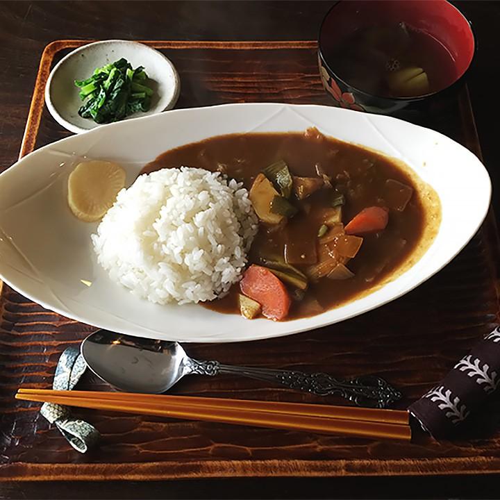 下仁田ネギのスープカレー