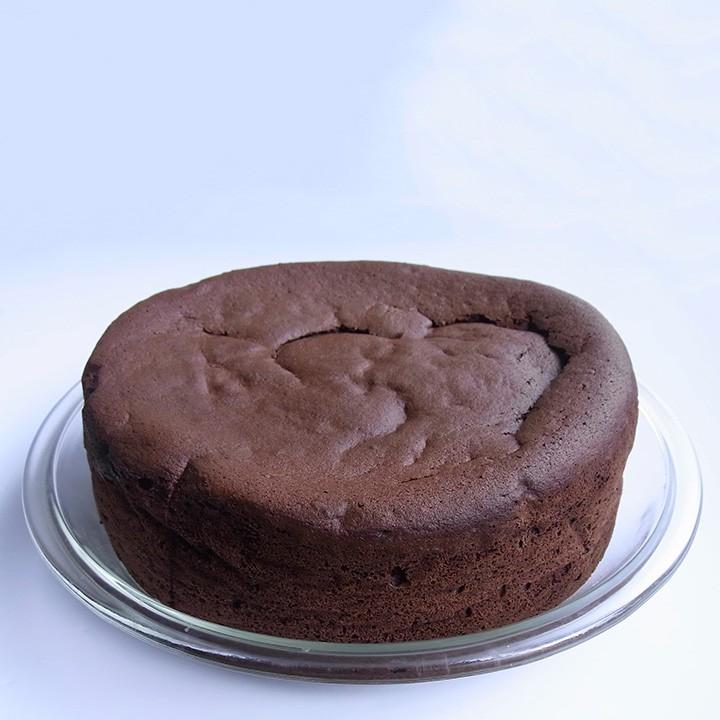 黒糖ガトーショコラのイメージ